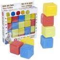 Jumbo Play Blocks 20pcs 5.4cm [006000]