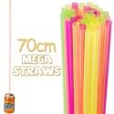 Mega Party Straws [938899]