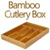 Bamboo Cutlery Box [512983]