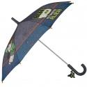 Ben10 Alien Force Umbrella Grey [50380]