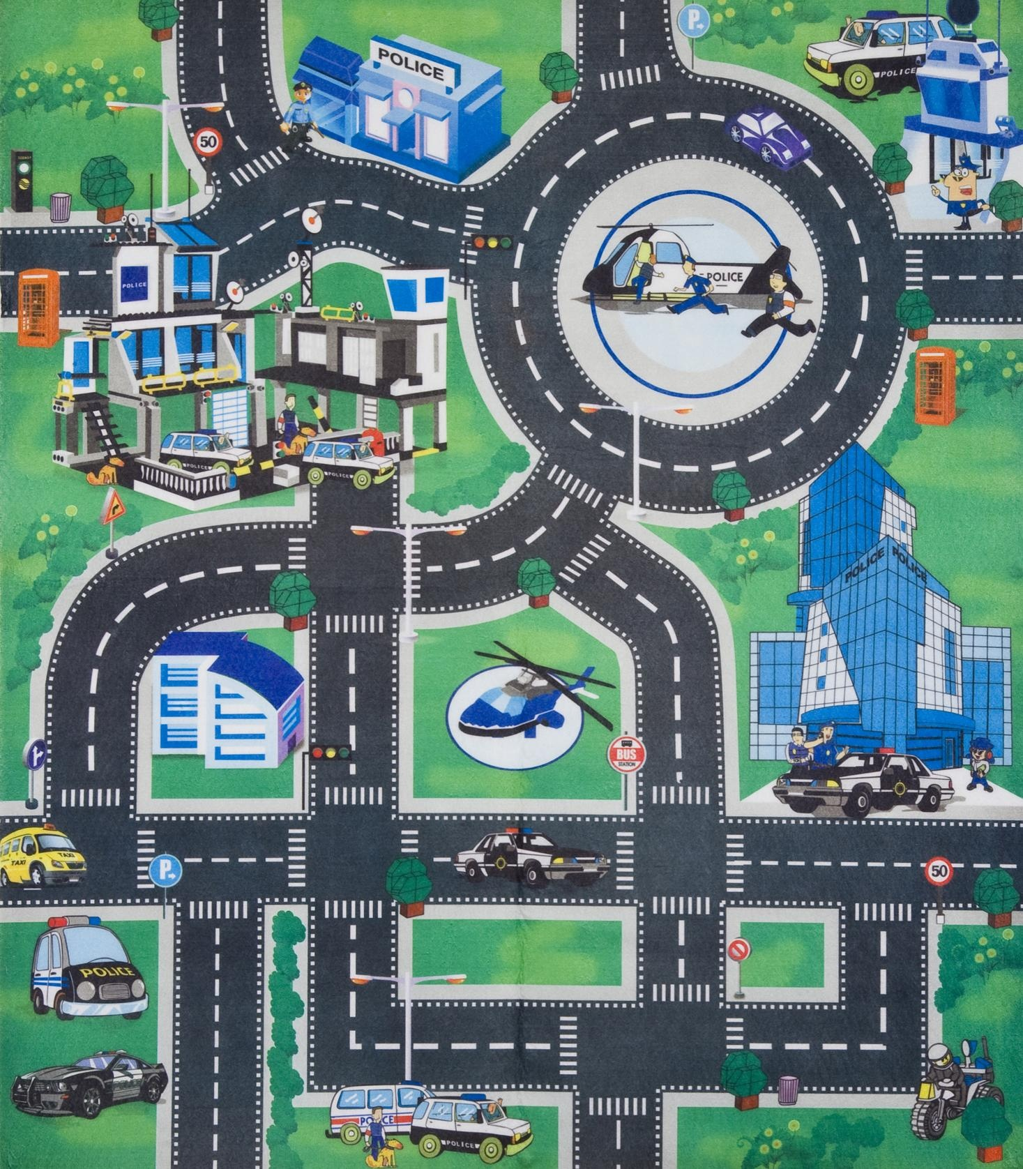 playground road for kids cars - 474×541