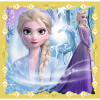 """Puzzles - """"3in1"""" - The power of Anna and Elsa / Disney Frozen II [34847]"""
