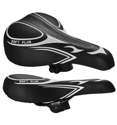 Soft Plus Bicycle MTB Saddle [730042]