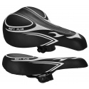 Dunlop Soft Plus Bicycle MTB Saddle [730042][076867]