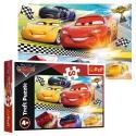 Puzzles - 60 - Legendary race / Disney Cars 3 [17334]