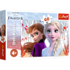"""Puzzles - """"60"""" - The enchanted world of Anna and Elsa / Disney Frozen 2 [17333]"""