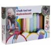 Kids Chalk & Tools Set 353418