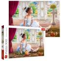 Puzzles - 500 - Little ballerina [37351]
