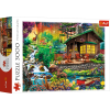 """Puzzles - """"3000"""" Cabin in the woods [33074]"""