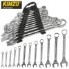 Kinzo 12 PCS Ring/Open End Spanner Set [719801]