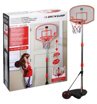 Dunlop Electronic Basketball Set [213982]