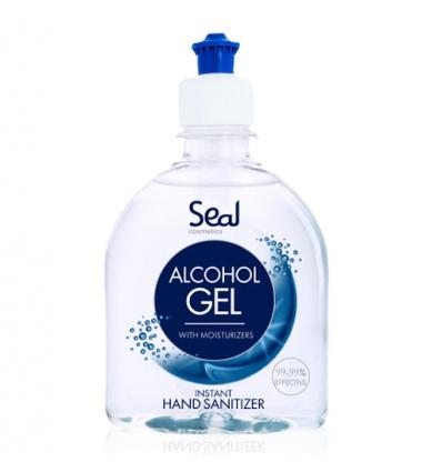 Seal Instant Hand Sanitiser 70% Alcohol Gel With Moisturiser [010004]