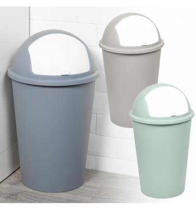 50 Litre Bins with Roller Lids