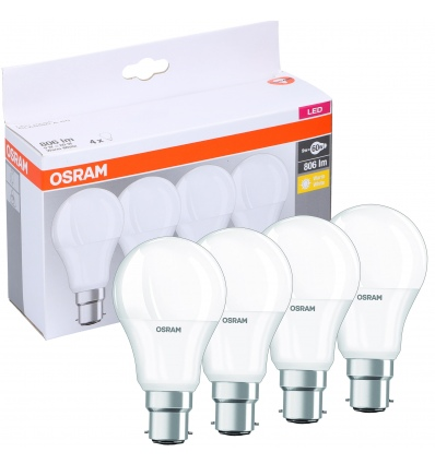 Osram 4 PCS LED Bulbs [758195]