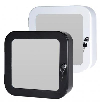 Medicine Cabinet with Mirror [406300]