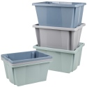 20 Litre Stacking Storage Boxes