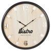60cm MDF Wall Clock [098222]