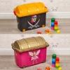 Pirate or Fairy Treasure Storage Chests