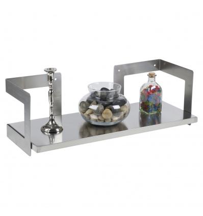 Stainless Steel Shelf 60x23.5cm