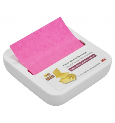Post It Super Sticky Z-Notes with Dispenser