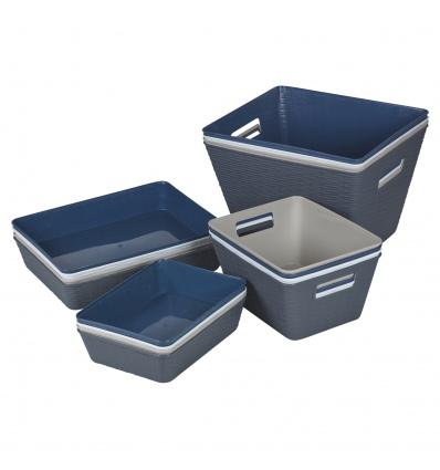 Storage Basket 33.4x26.3x6.4cm [167527]