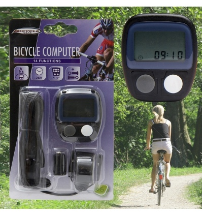 LCD Bicycle Computer