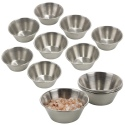4 PCS Metal Bowl Set [390674]