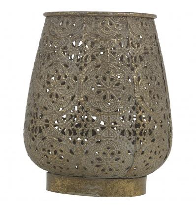 14cm Antique Tealight Holder [690729]