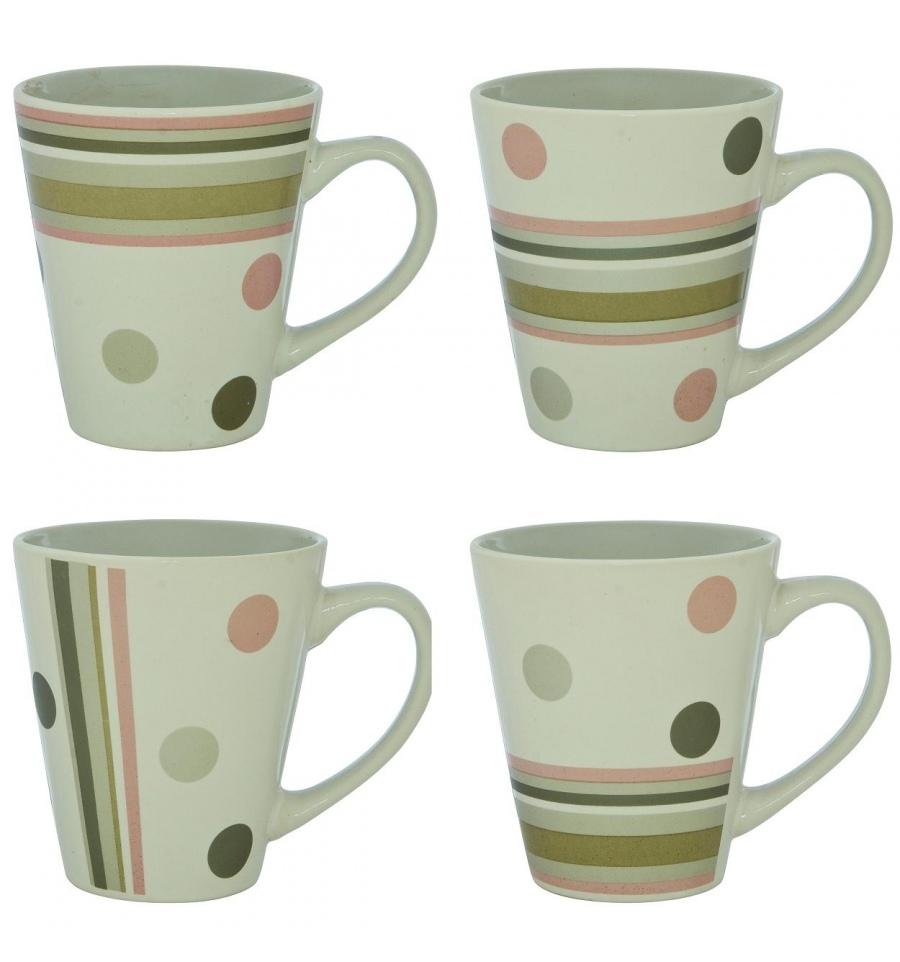 Modern Design Mug Set