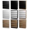 Skagen 4 Drawer Chest Cabinet