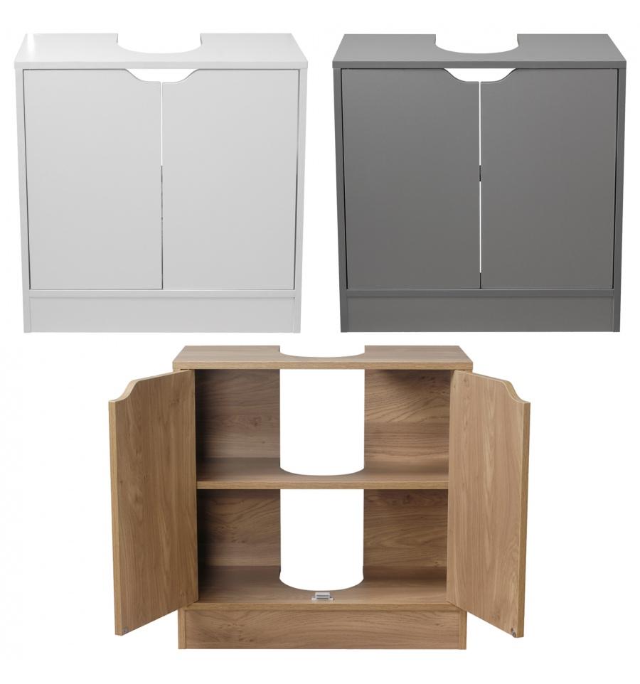 Full Pedestal Sink Cabinet   Under Sink Bathroom Cabinet
