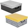 Storage Boxes 37x30x16cm [M30600055]