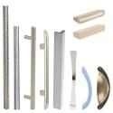 Plastic, Wood and Metal Door Handles & Knobs
