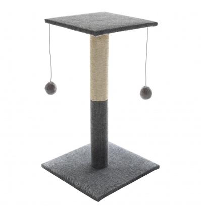 Cat Scratcher Tree With 2 Balls [387807]