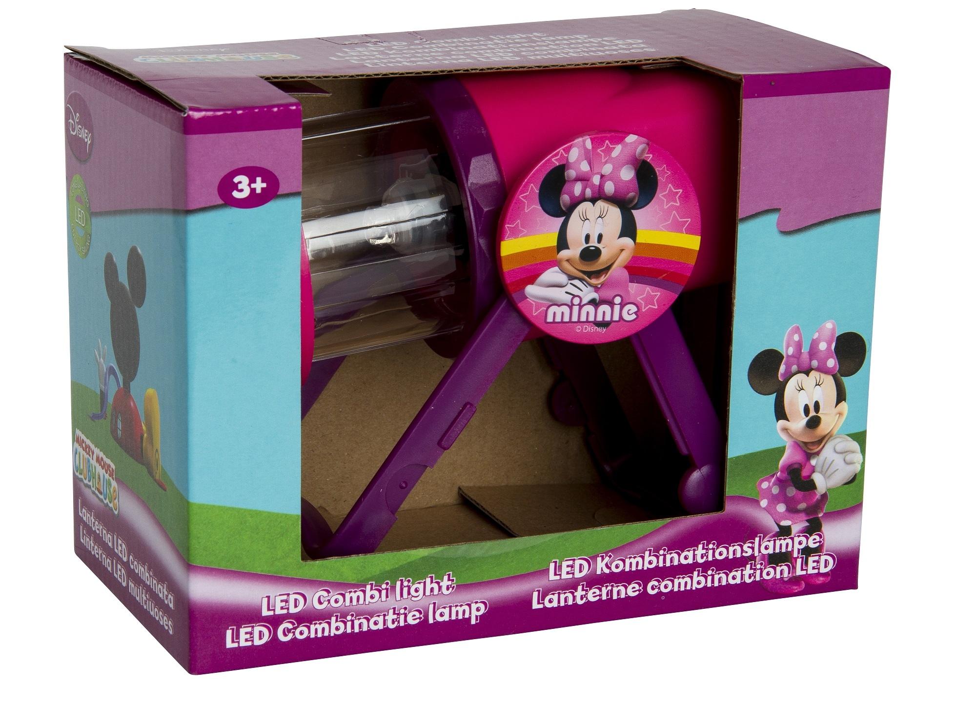Kids Disney Characters Combi Light Lamp Lantern Led