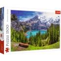 "Puzzles -""1500""- Lake Oeschinen, Alps, Switzerland [26166]"