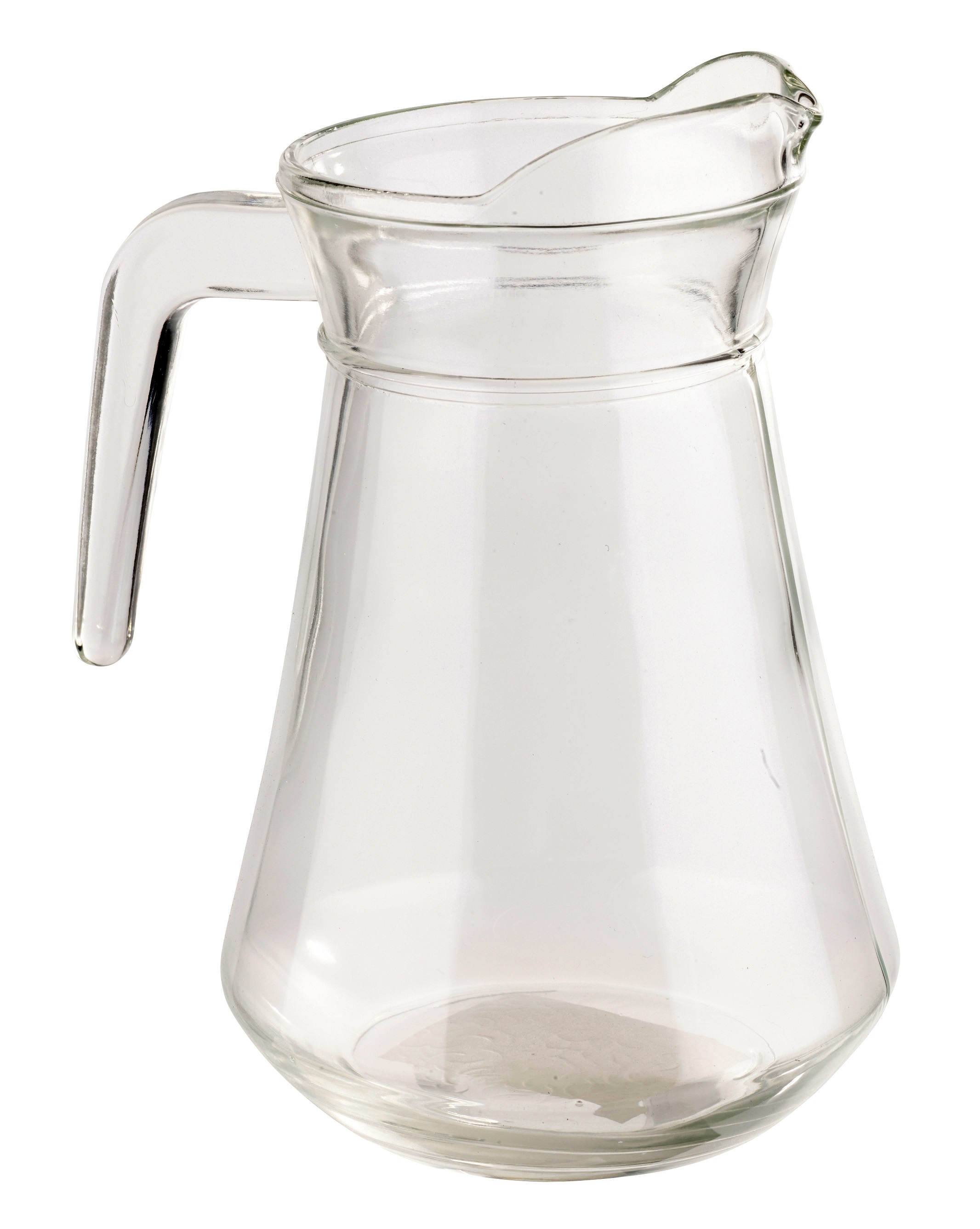 Litre Glass Jar