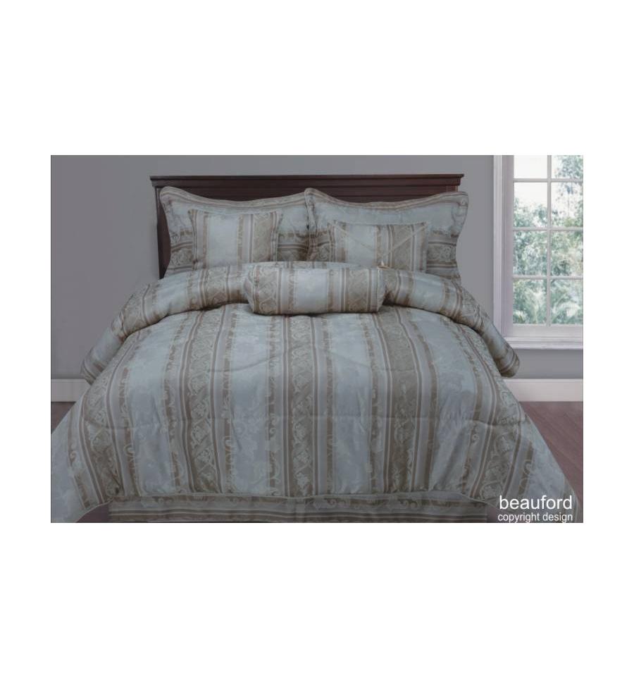 Luxury 7 Piece Bedding Set