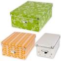 Spizy Patterned Storage Box