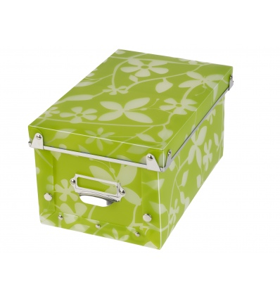 Spizy Patterned Storage Box [111037] Small
