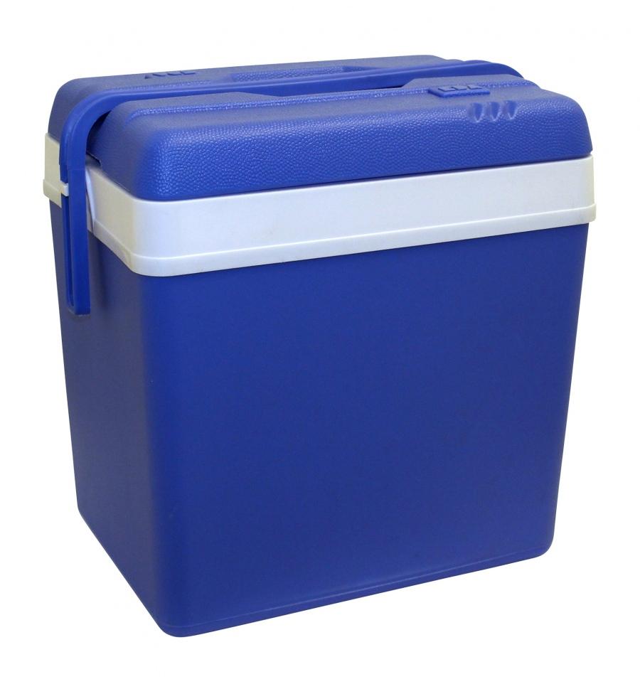 Camping Accessories Picnic Cool Box 24 L Blue Cold Box