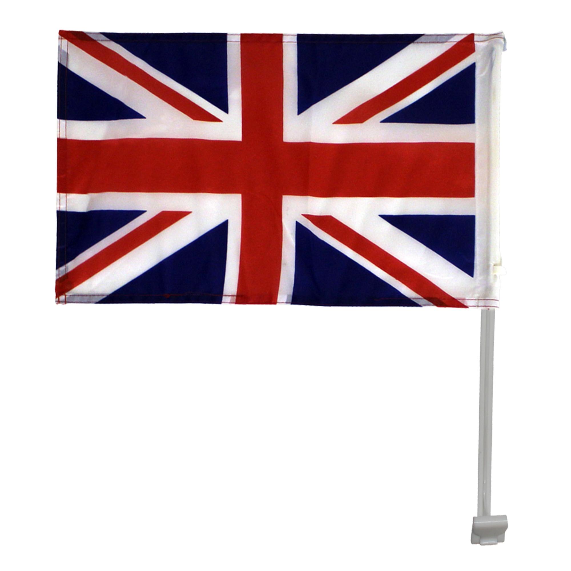 2 x union jack window car flag united kingdom great for Ohrensessel union jack