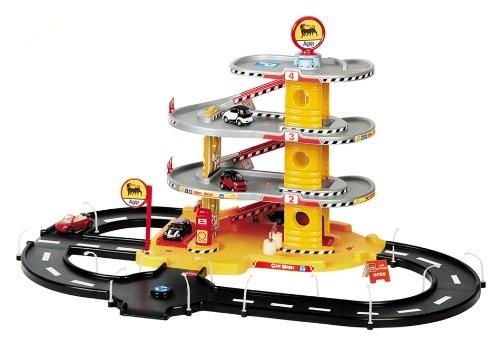 Kids toy car garages petrol stations car wash play sets for Garage team city