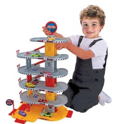 Super City Garage 6 Levels + 2 Cars Mafra (007051)