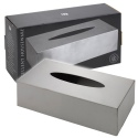 Stainless Steel Tissue Box  (910777)