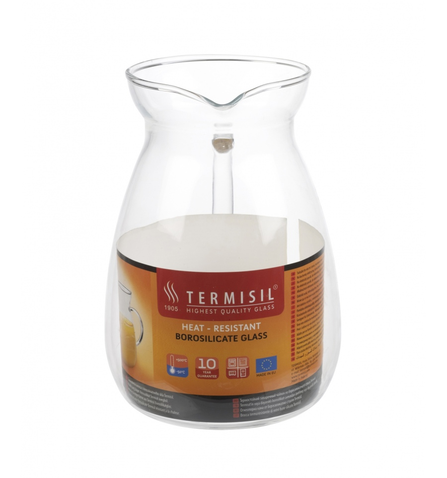 Termisil 1 3l water jug 012227 - Heat proof pitcher ...