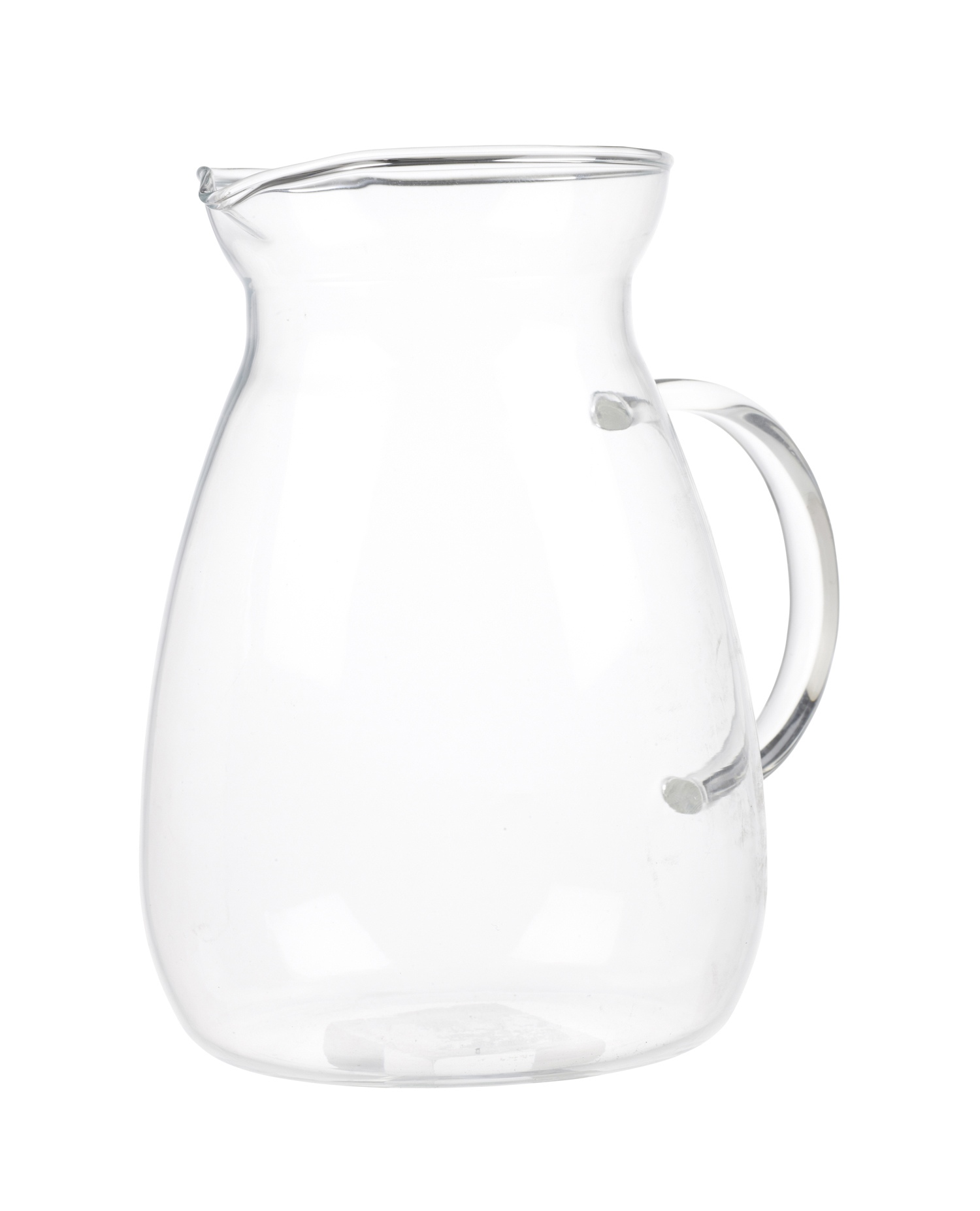 Termisil heat proof resistant jug borosilicate clear glass pitcher hot cold ebay - Heat proof glass pitcher ...