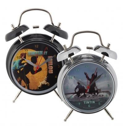 Alarm Clock Tintin