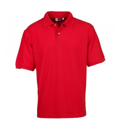 Polo Boston Basic Red