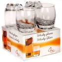 Whiskey Glasses 4pcs 255ml [153216]